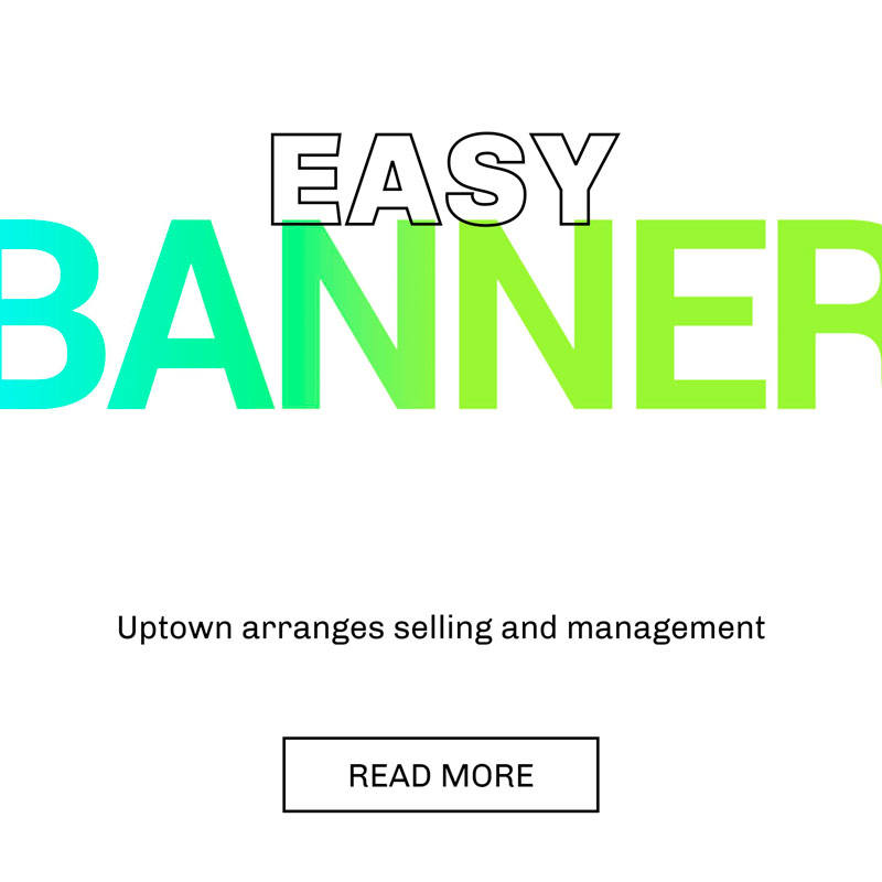 How to create the perfect banner without having any design idea