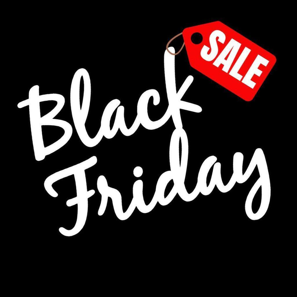Cartel black friday para editar online gratis