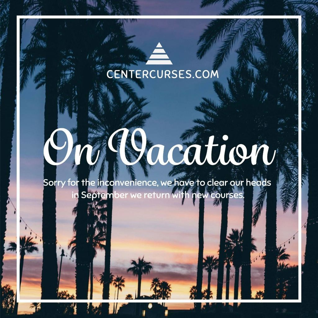 instagram post example template on vacation