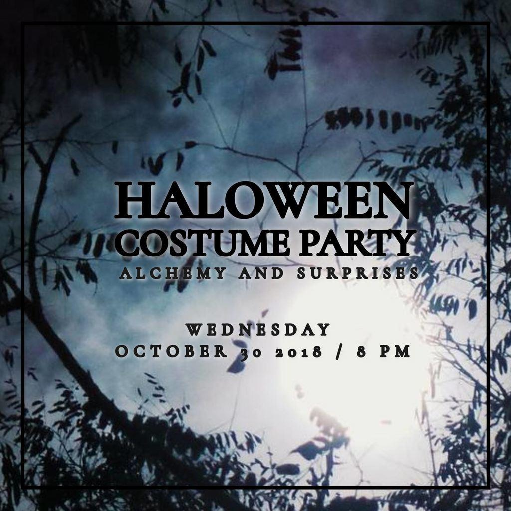 plantilla fiesta de disfraces halloween