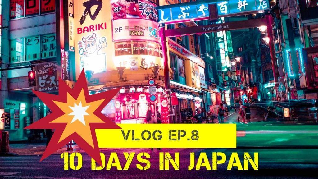 vlog ten years japon