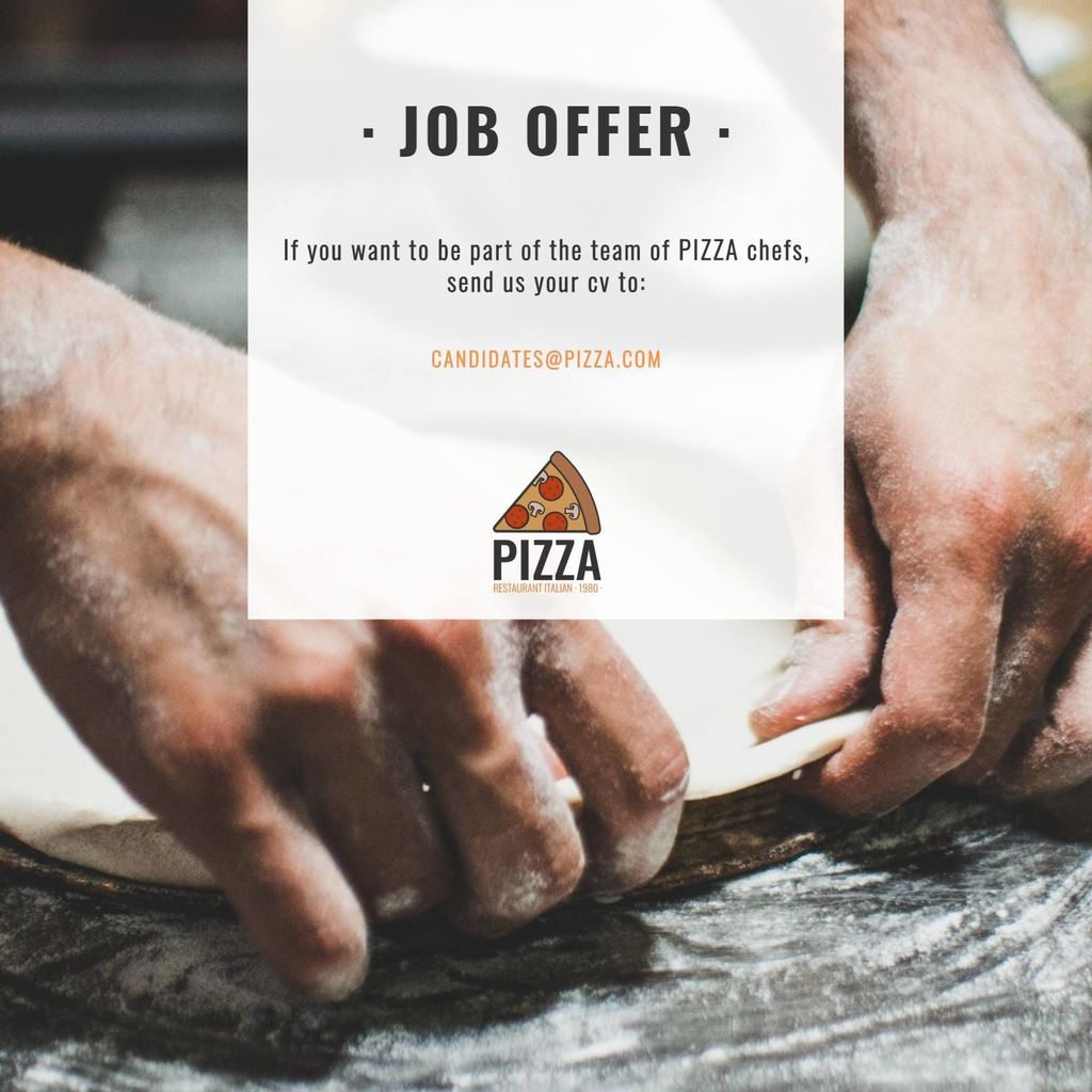 personal wanted pizza
