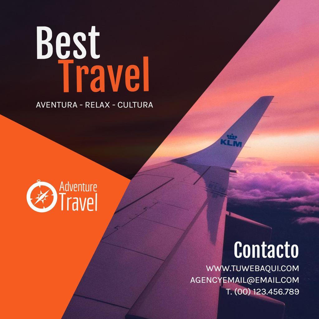 agencia de viaje banner