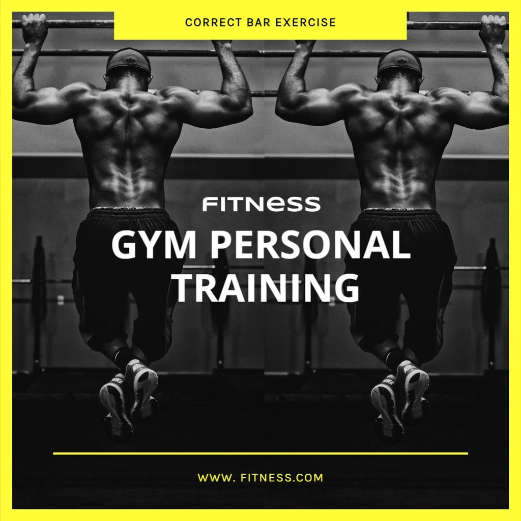 gym personal trainer