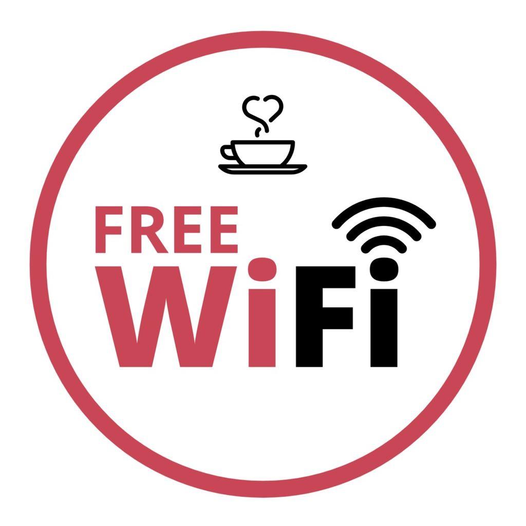 wifi gratis cartel