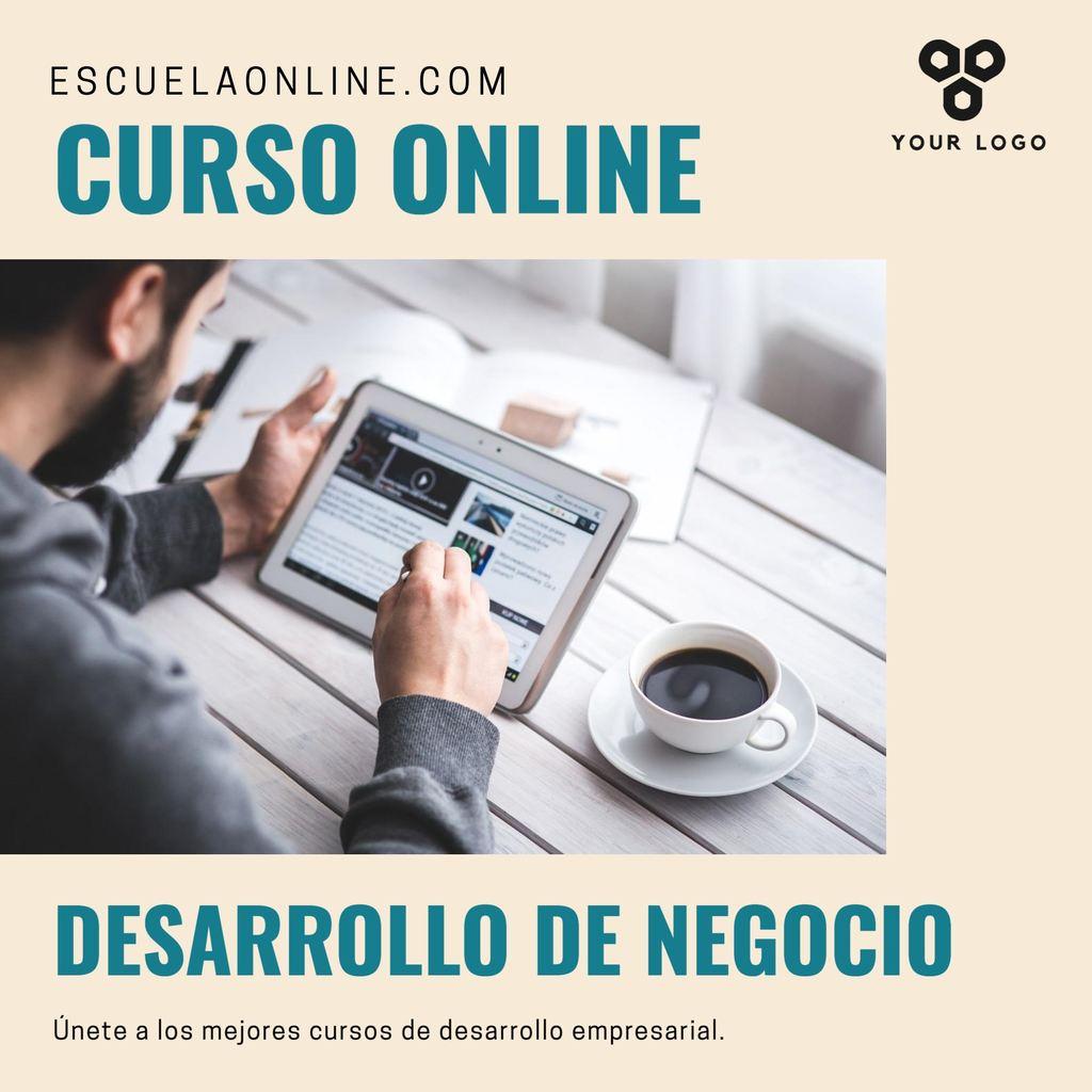 plantillas cursos online