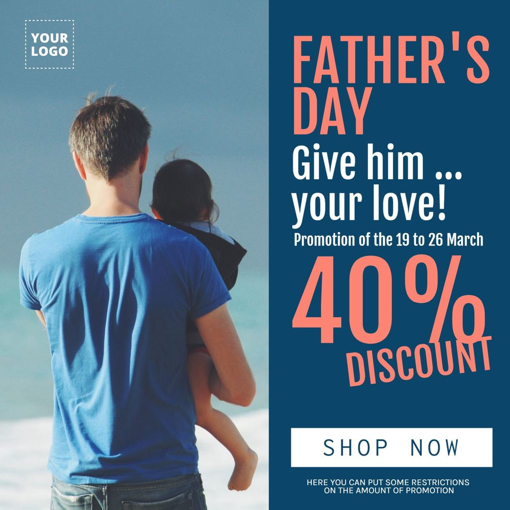 Happy fathers day discount