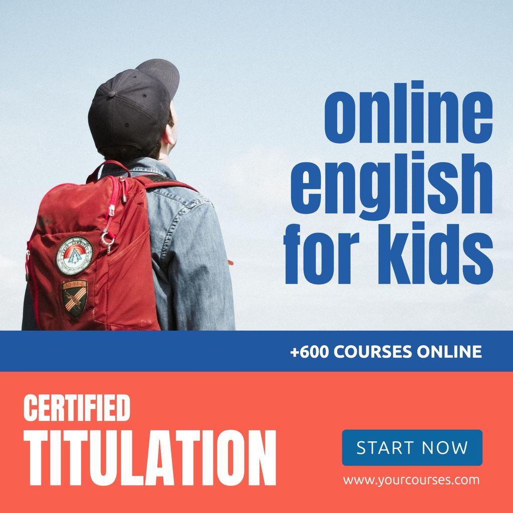 english online classes template