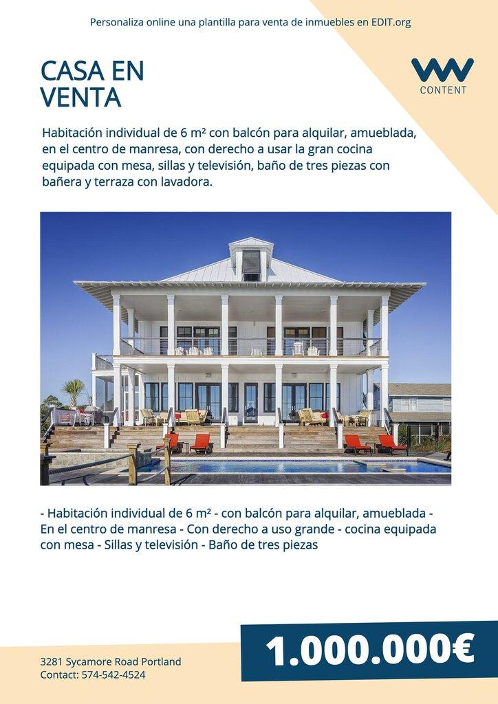 Diseños gratis para inmobiliarias