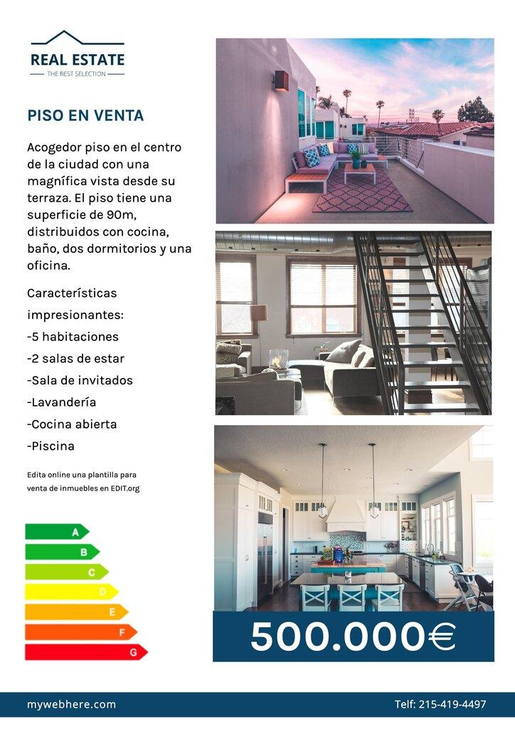Plantillas gratis de compra venta de pisos