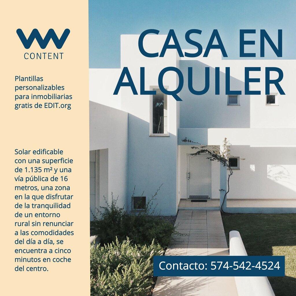 Plantillas gratis de real estate para inmobiliarias