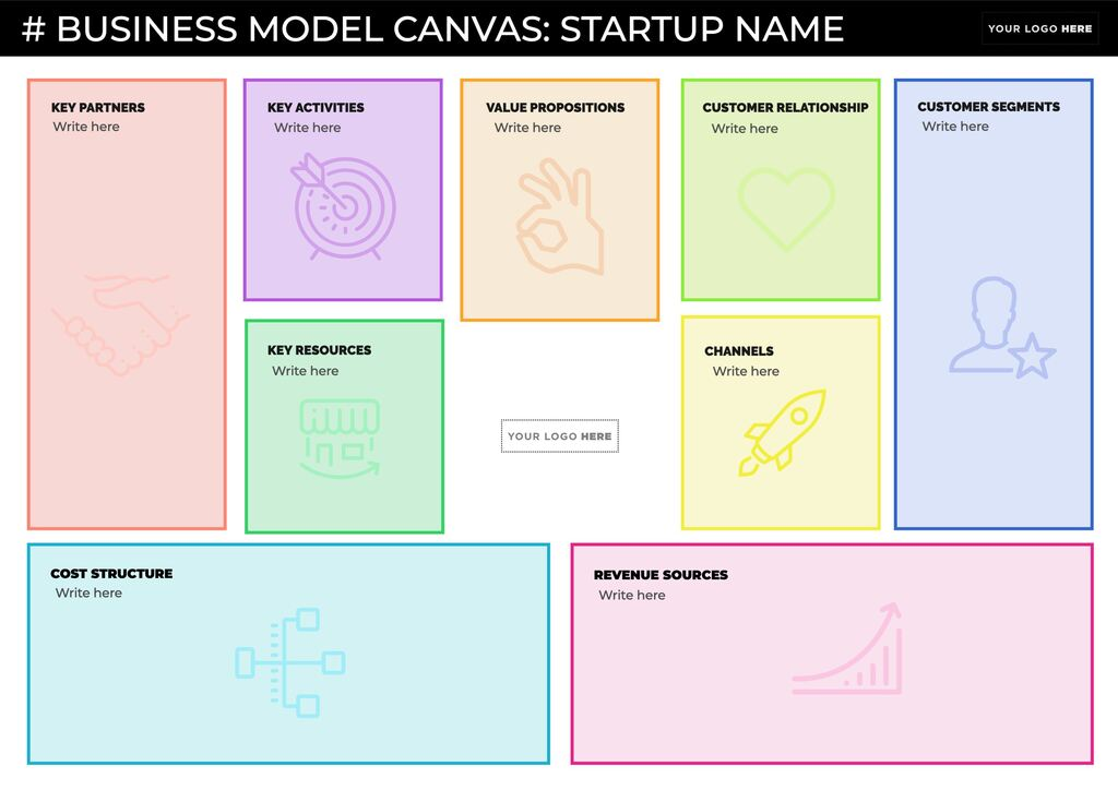 Templates for startups to edit online and for free