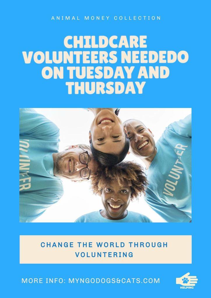 make volunteers designs online