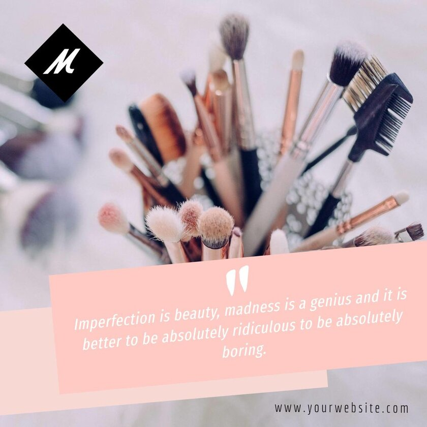 quote & tips beauty