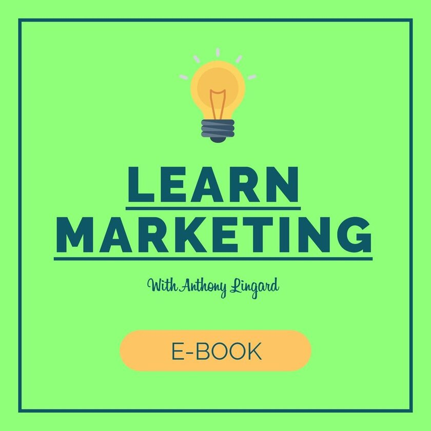 learn marketing ebook