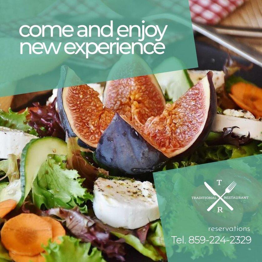 vegan restaurant menu template