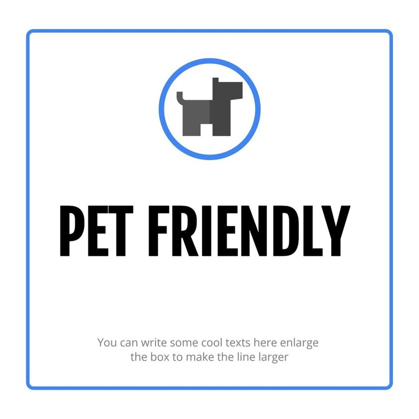 pet friendly template