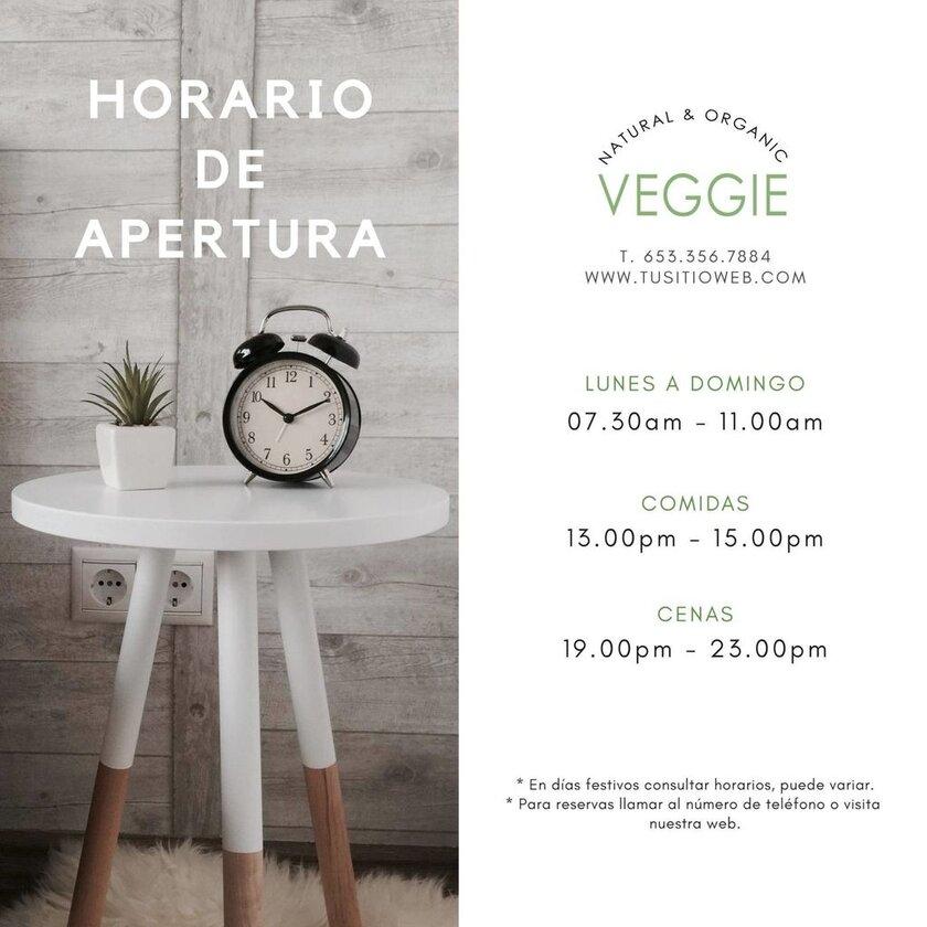 horario apertura restaurante
