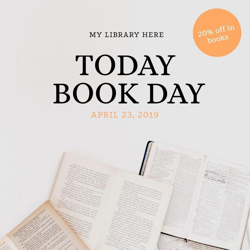 book day sale