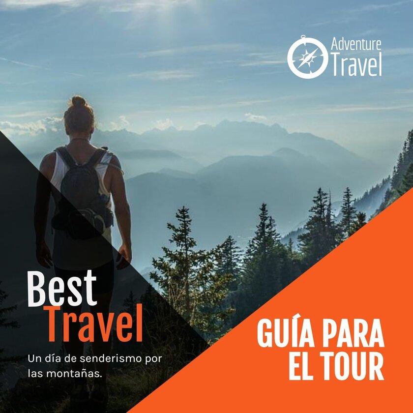 plantilla editable online para tour de agencia de viaje