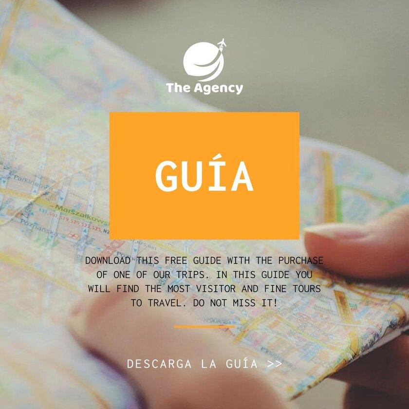 guia con plantillas de diseños editables para agencias de viajes