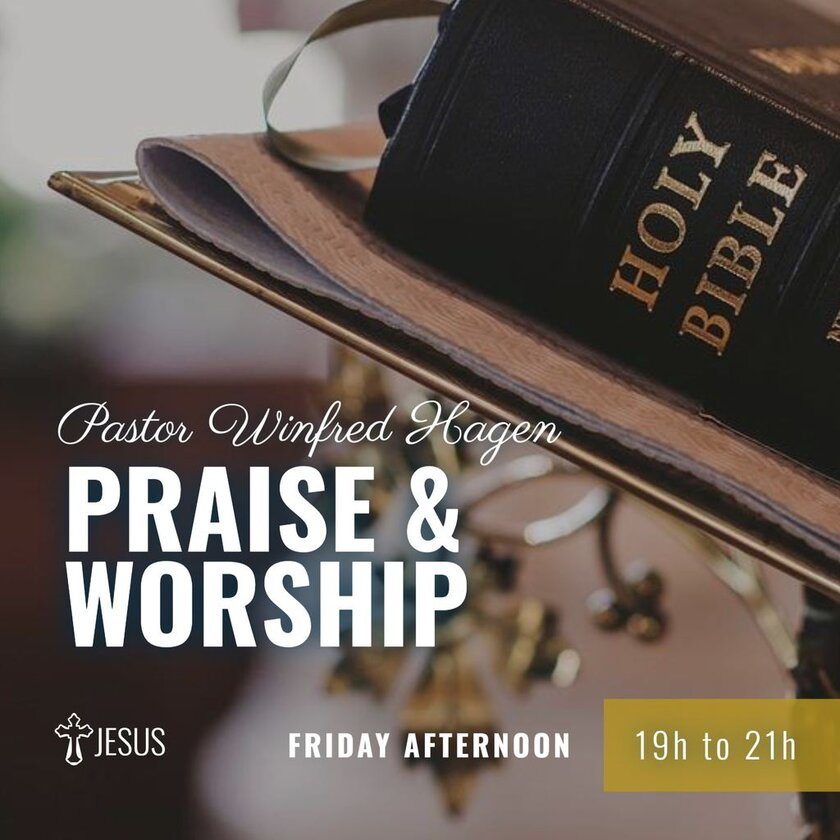 church template pastor