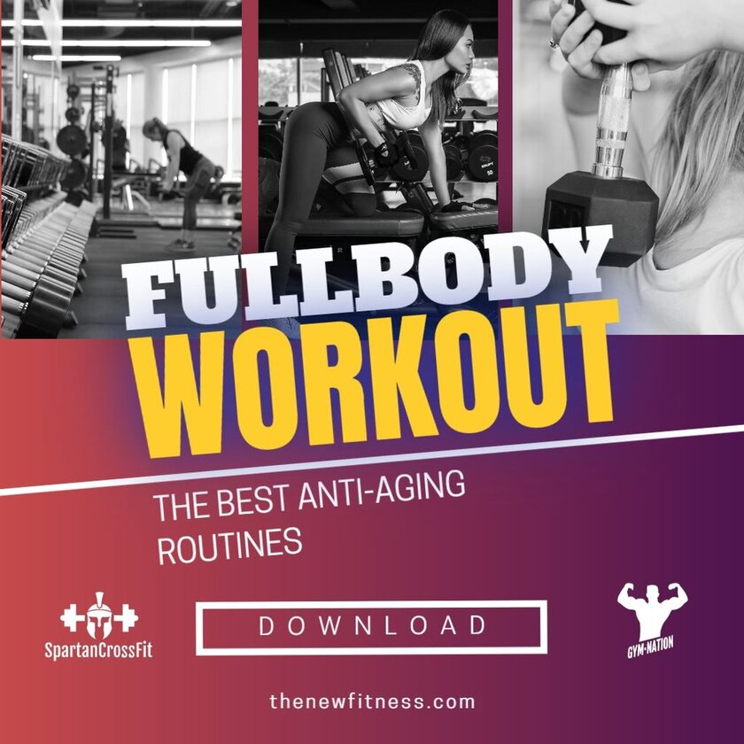 fullbody workout template