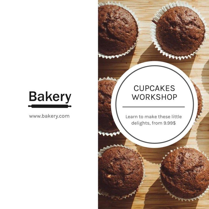 cupcake workshop template