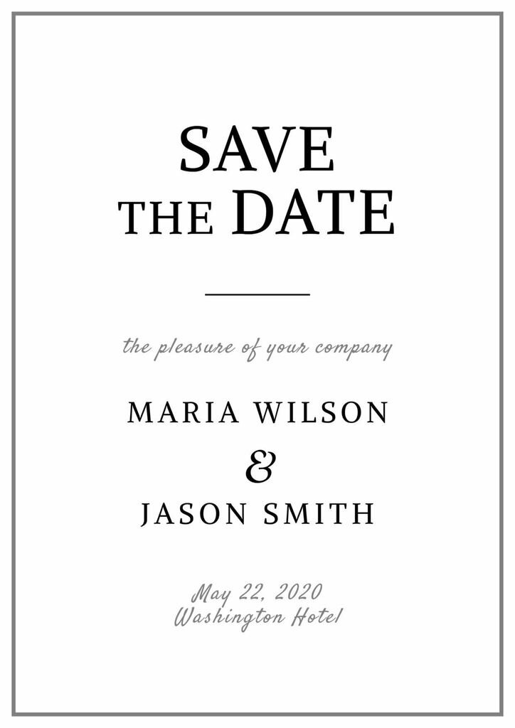 invitaciones de boda originales