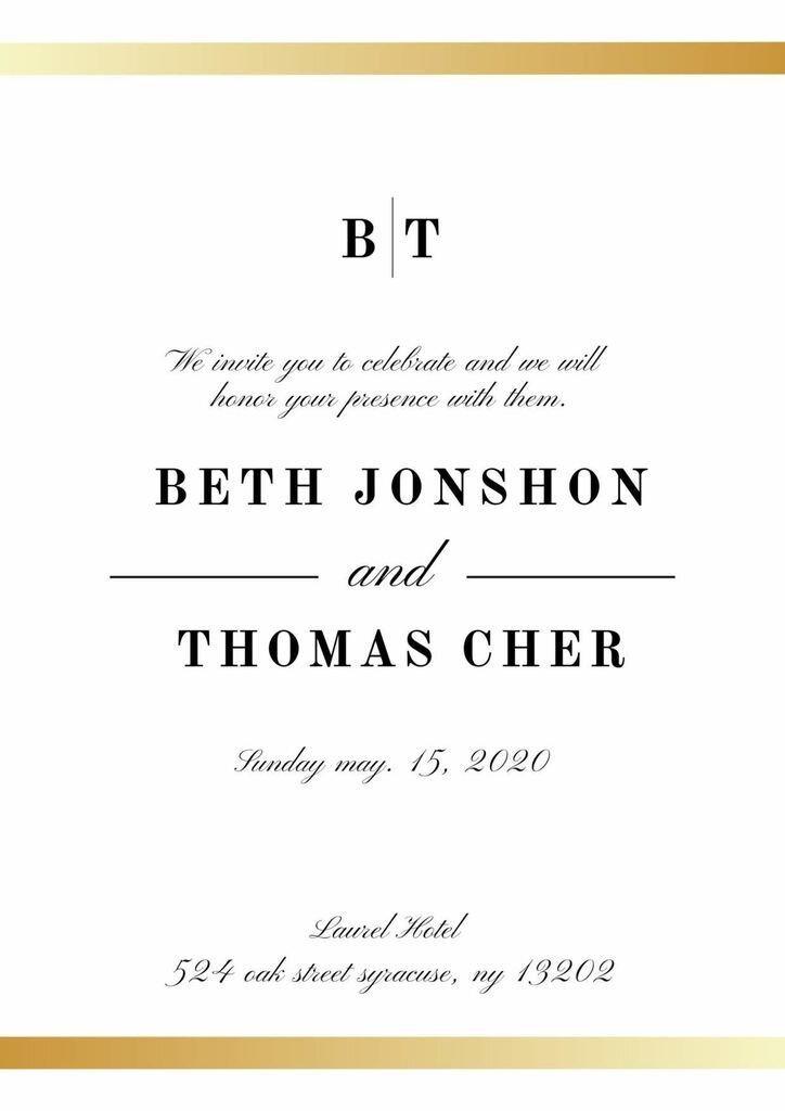 invitaciones de boda plantillas