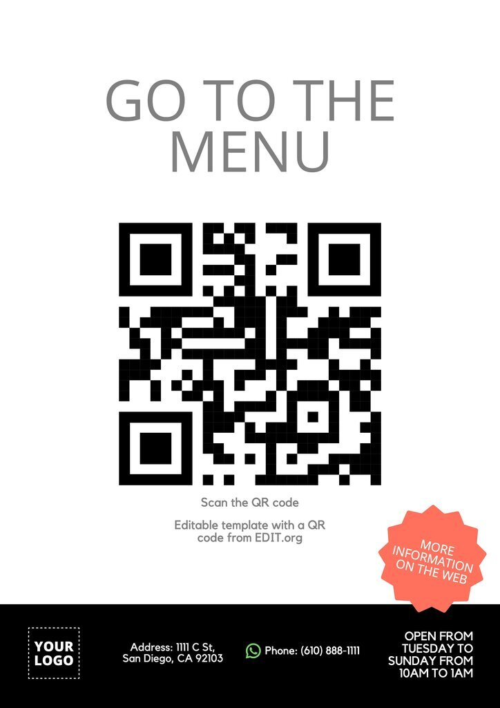 Design with QR code to personalize online
