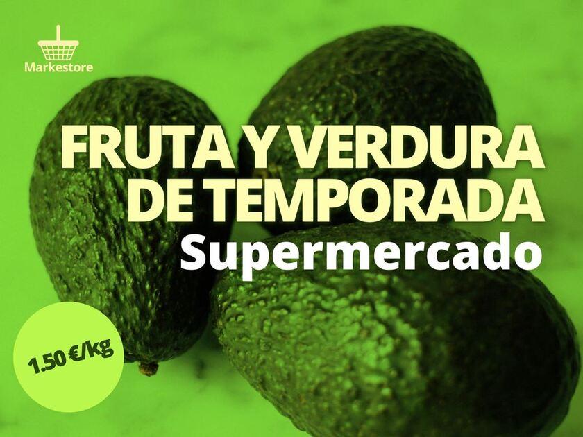 Diseño editable fruta y verdura