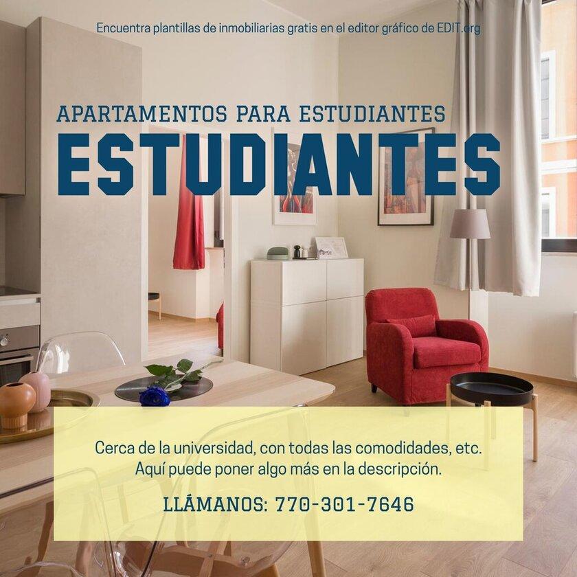 Plantillas gratis para vender y alquilar pisos
